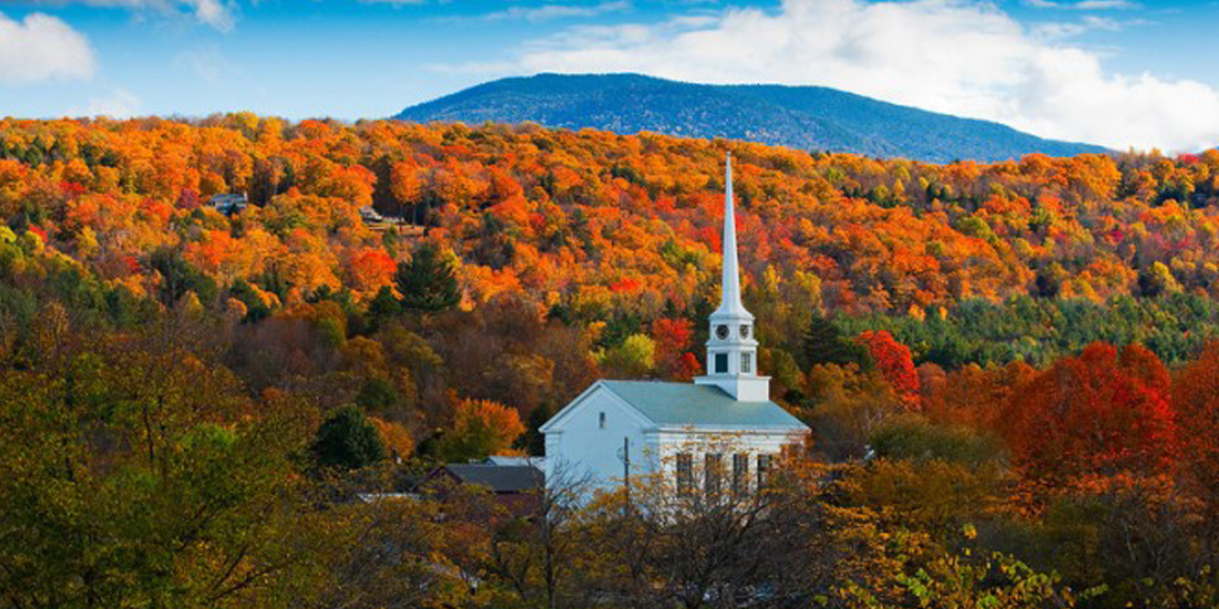 Vermont Fall